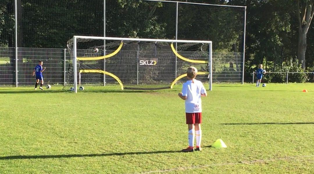 Inschrijving Next Football Voetbalcursus September 2021 staat open.