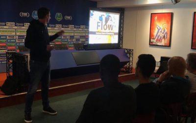 Next Football verzorgt workshops voor SC Heerenveen